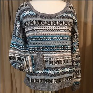 Victoria's Secret Oversized Knit Sweater